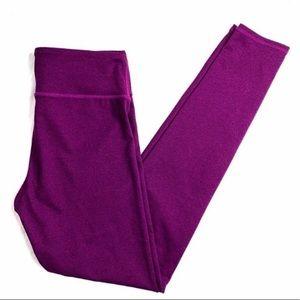 Fabletics Purple Space Dye Leggings